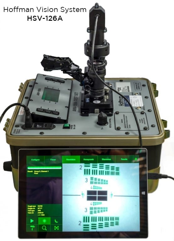 HVS-126A Vision System