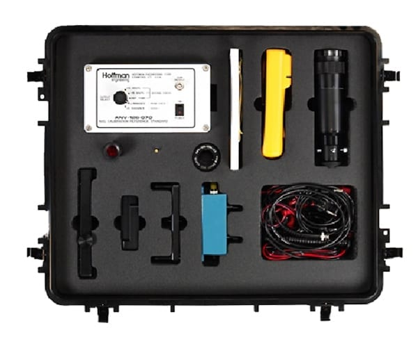 Hoffman Test Kit Calibration Set-1