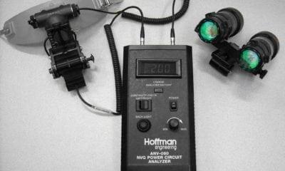 NVG Helmet Mount Circuit Analyzer