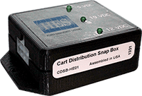 Triple Voltage DC Distribution Box