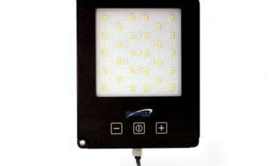 Low Profile Area Light